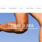Cursa Justicia social carera terrassa 2019